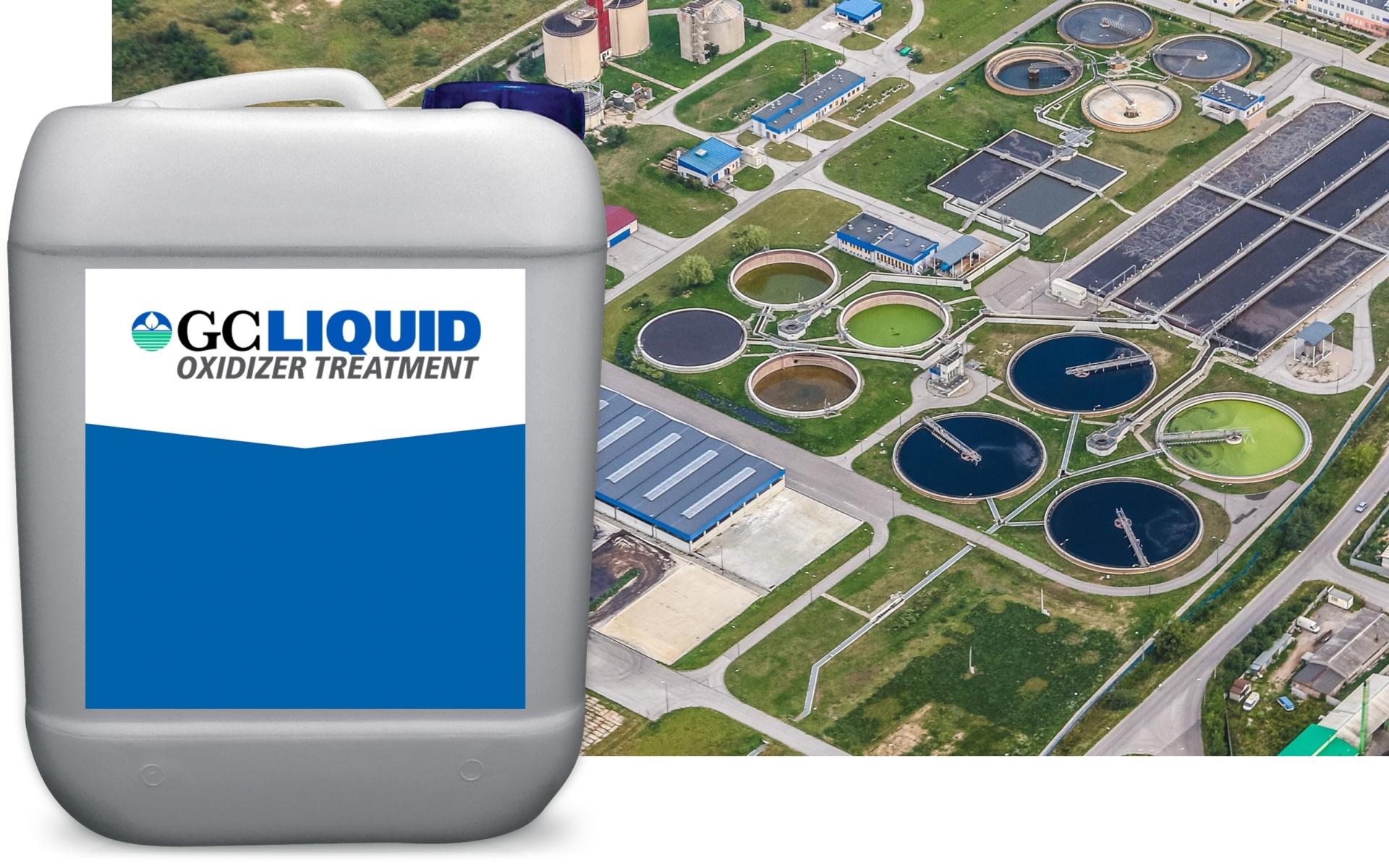 GC Liquid Oxidizer Treatment product shot