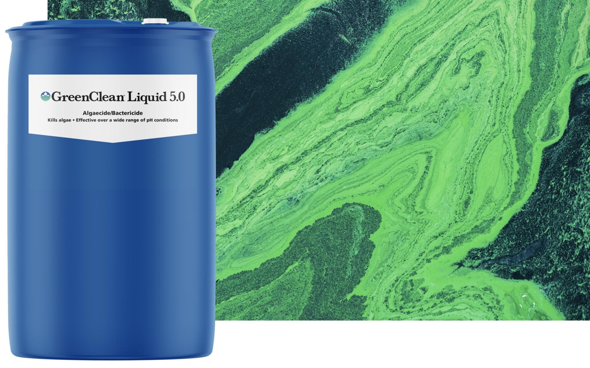 GreenClean® Liquid 5.0 product shot