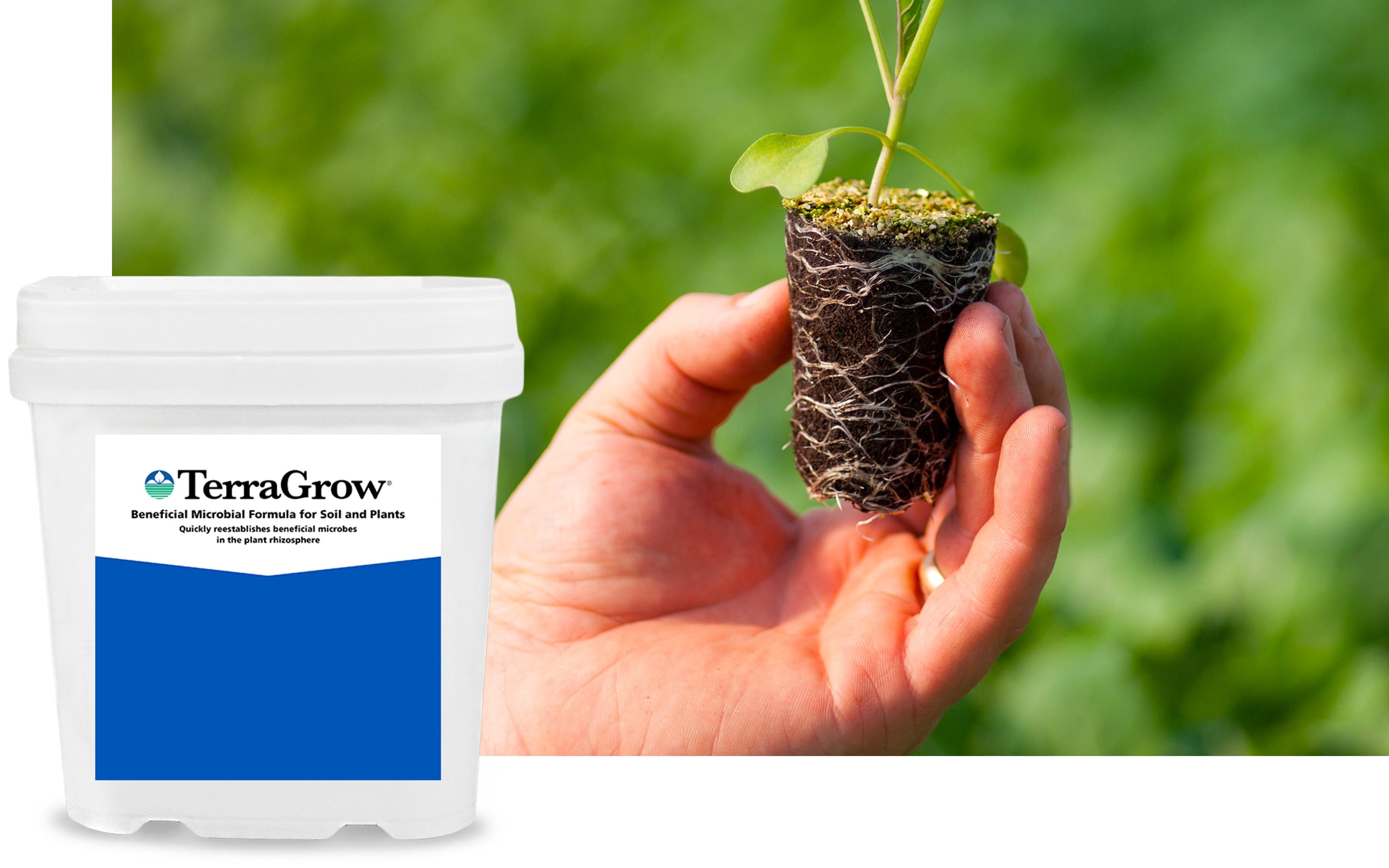 TerraGrow® product shot
